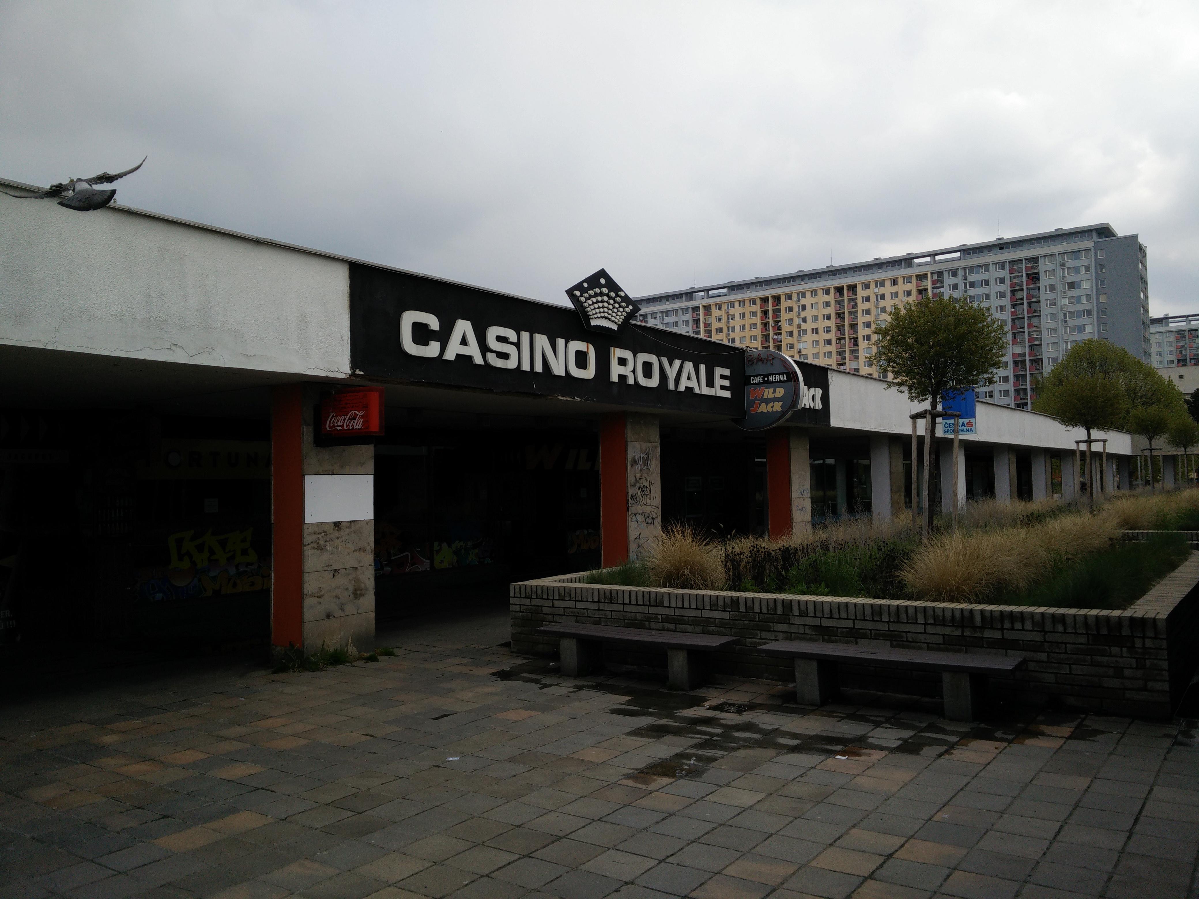 Photo of the Casino Royale herna bar in Sidliste Dabliste, Prague 8-Kobylisy