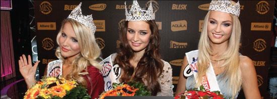 Česká Miss 2012