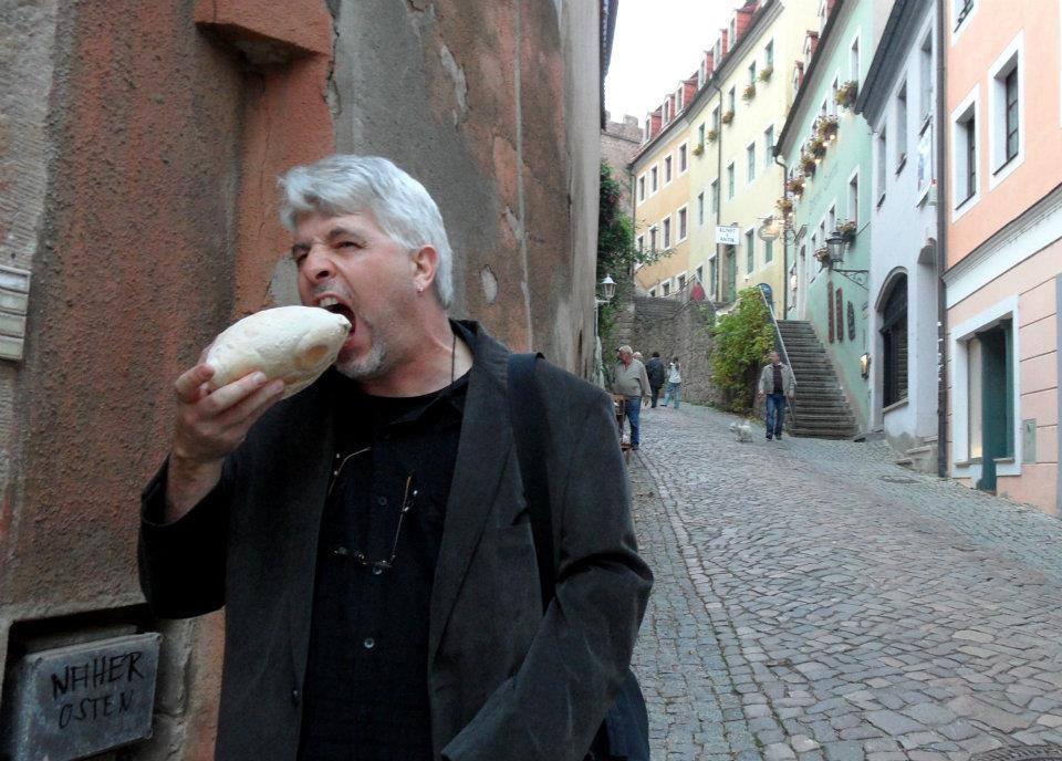 Photo of Derek DeWitt of the Prague Haps