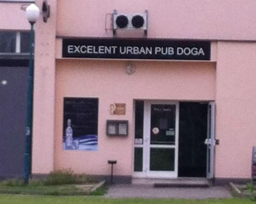 Excelent Urban Pub Doga