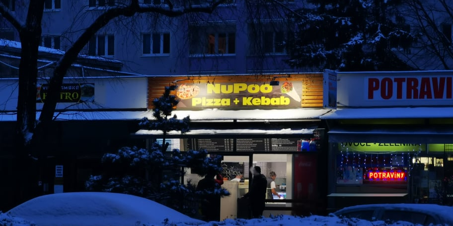 Photo of NuPoo fast-food takeaway