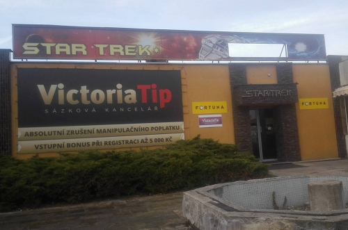 Photo of a herna bar called Star Trek in Kladno, Central Bohemia