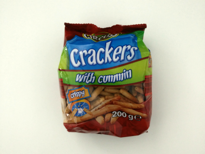 Photo of Crackers with Cummin