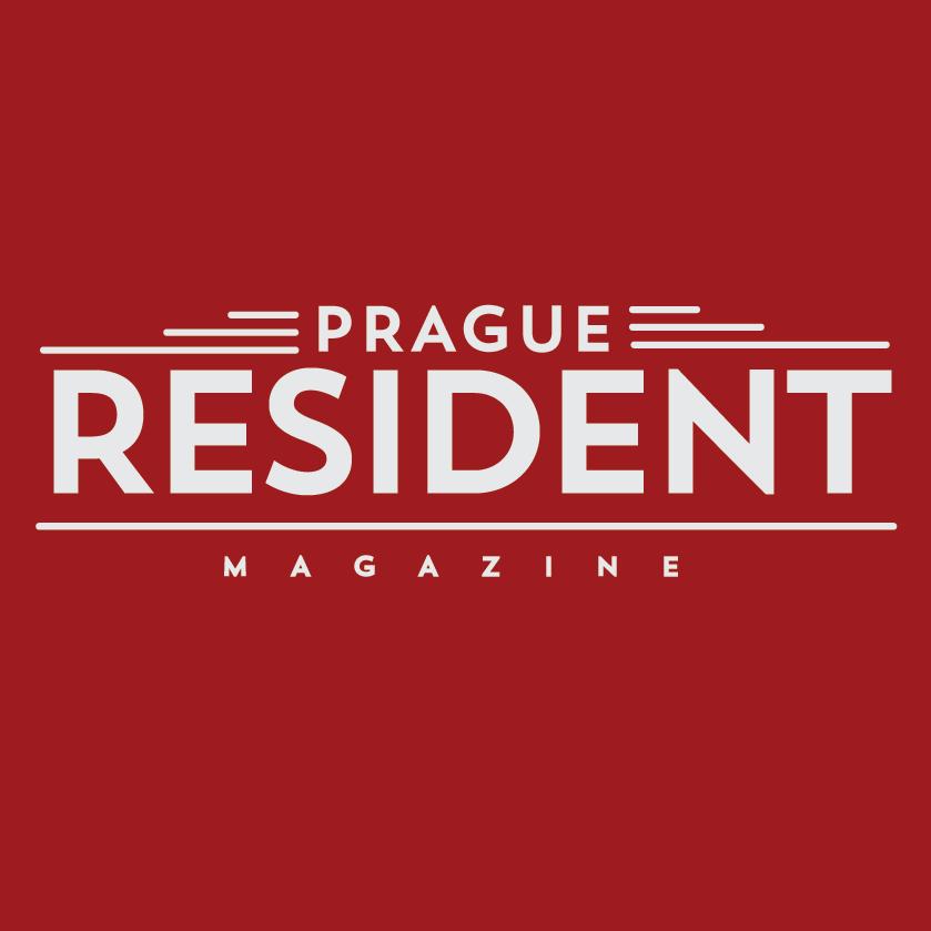 Prague Resident magazine logo